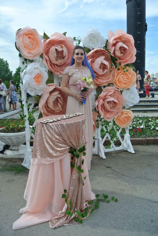 Участница Парада невест