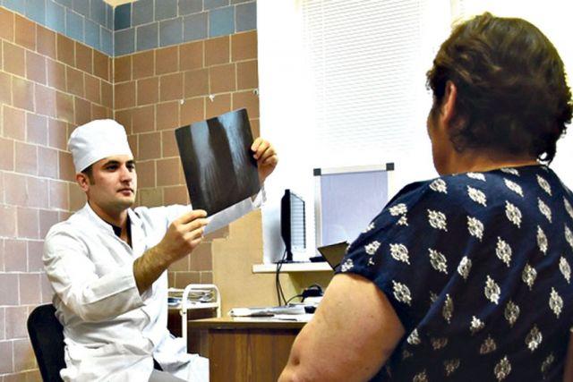 До приезда Тимура Караджаева в районе  не было травматолога.