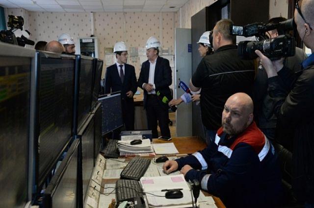 В Салехарде завершилась модернизация ГТЭС «Обдорск»