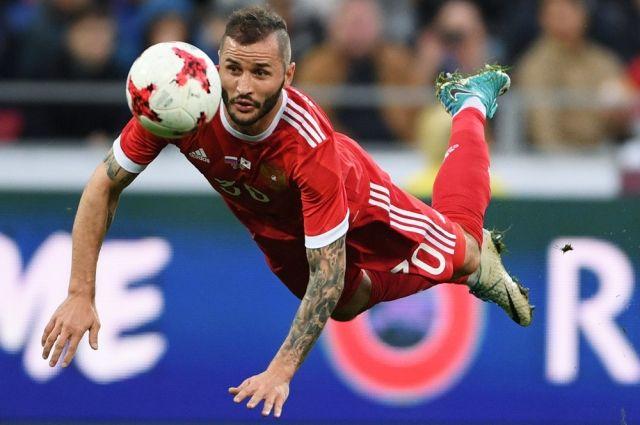 «Для меня большая честь играть за сборную, это сильная мотивация», - признается наш земляк