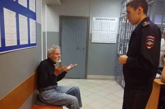 Уже сегодня утром на вокзале города Анжеро-Судженска дедушку встретили родные и близкие.
