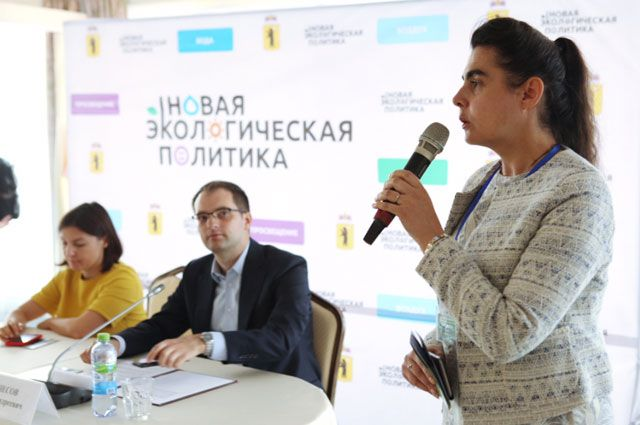 Елена Анашкина - модератор группы «Просвещение».