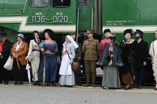 ВМоскве пройдет фестиваль реконструкторов «Времена иэпохи»