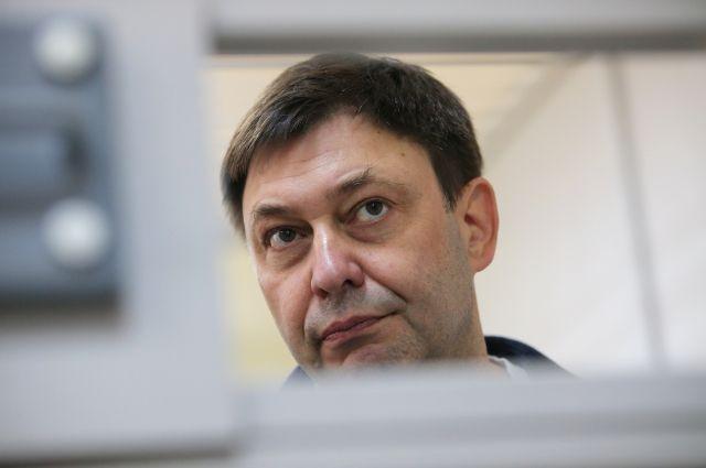 Украинский суд продлил арест Вышинскому до 13 сентября