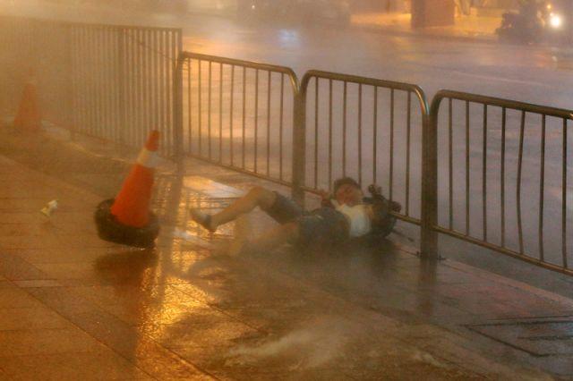 Супертайфун «Мария» в Китае привел к эвакуации около 580 тысяч человек