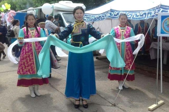 Одной из площадок проведения конкурсов стал Усть-Ордынский Бурятский округ