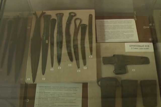 «Черные археологи» отыскали редкие артефакты XVII века вКрасноярском крае
