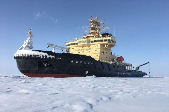 «Москва» после ремонта вновь вернется в Сабетту