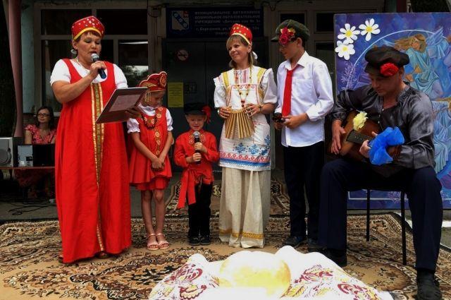 Фестиваль семейного творчества уже успел стать хорошей традицией.