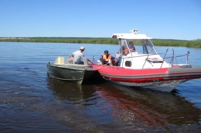 Забывчивых судовладельцев оштрафовали на реках Ямала