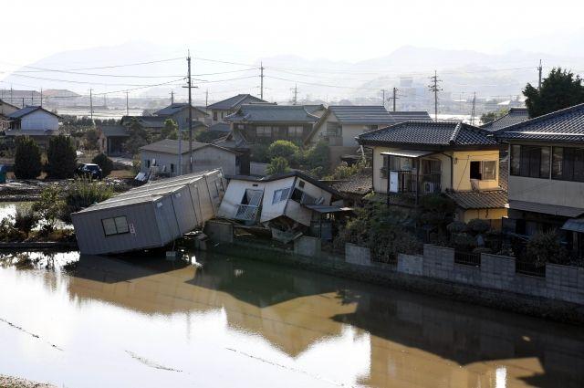 ООН выразила готовность помочь Японии после наводнения