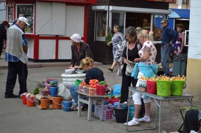 Общественники регулярно проводят рейды по уличным торговцам.