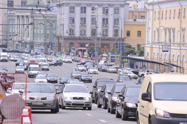 Роспотребнадзор отмечает снижение в Москве выбросов от автомобилей