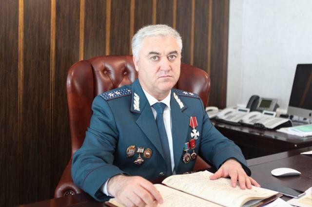 Директор УФНС Дагестана Умахан Алхасович уходит сдолжности