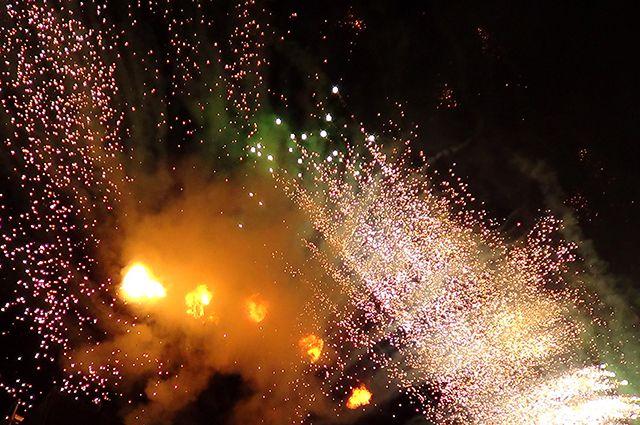 В День города тюменцев ждет фейерверк на набережной