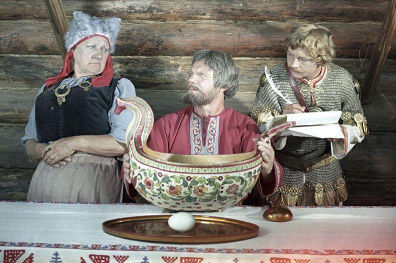 «Финист — Ясный Сокол» (1975) — Воевода.