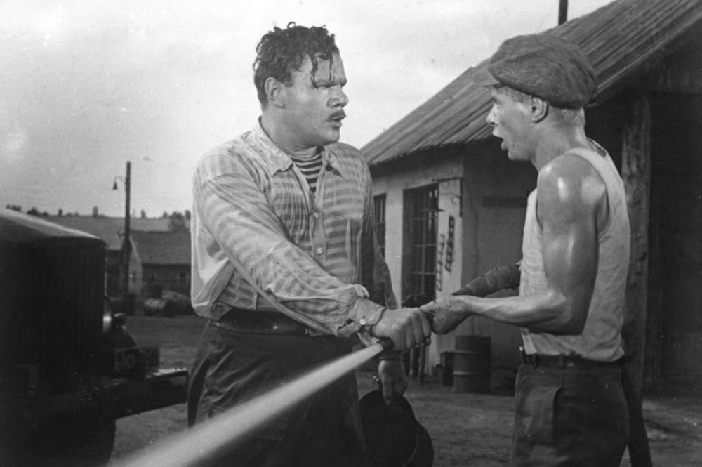 «Солдат Иван Бровкин» (1955) — Захар Силыч.