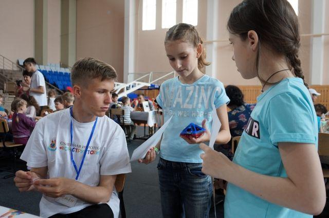 Игротека «Конструктория» признала ишимских волонтеров лучшими в регионе