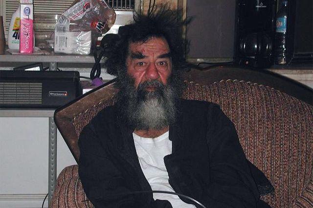 ФБР обнародовало подробности допросов Саддама Хусейна