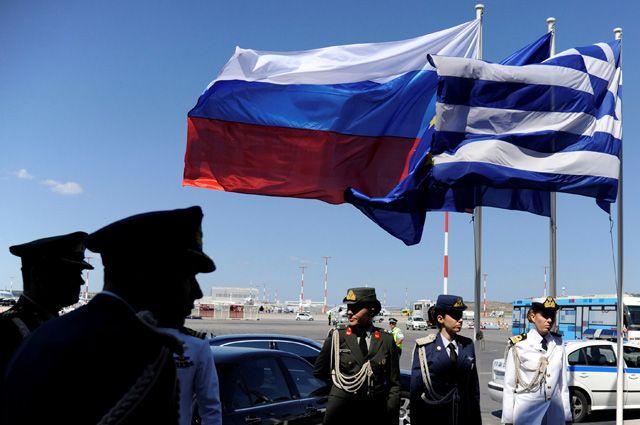Шпионская история со святой горой. За что греки высылают наших дипломатов?