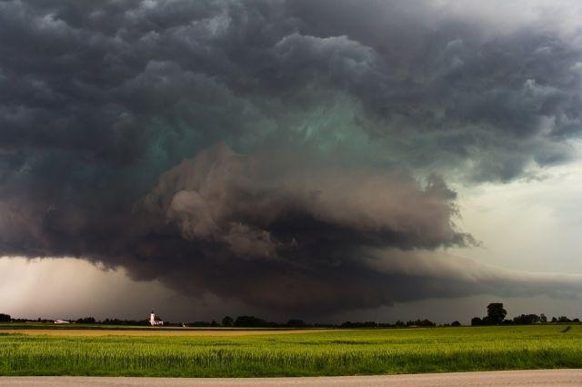 ВЧелябинской области продлено штормовое предупреждение