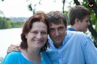 Александр Селиванов и Полина Кутузова.