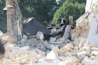 В Одессе произошел взрыв на территории Гидрометцентра: обвалилось здание