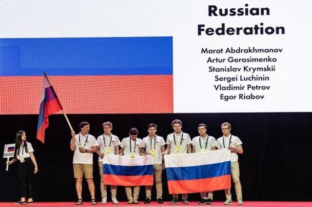 Школьники изРФ стали вторыми наМеждународной математической олимпиаде