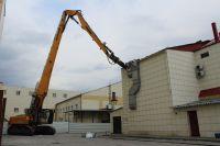 Следственный комитет полагает, что здание сгоревшего торгового центра можно сносить.