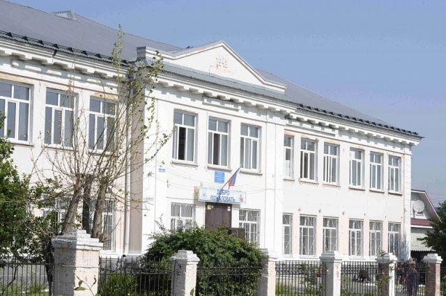 Школа №78 в Барнауле