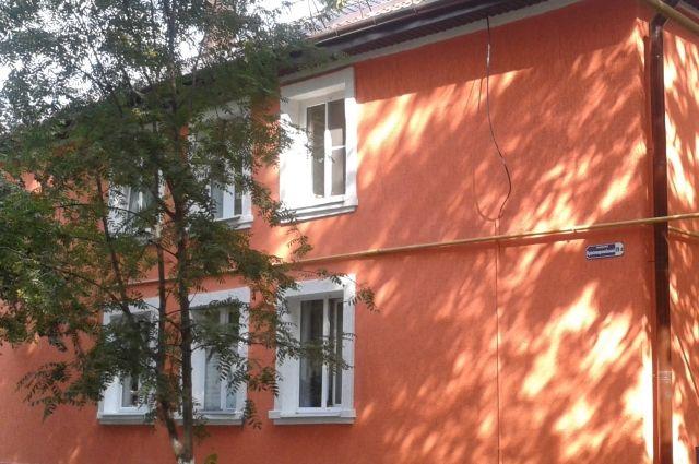 Дом в Азове после капремонта.