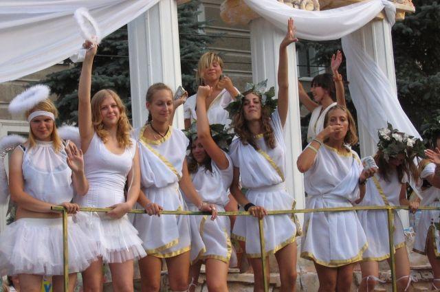 Самарцы устроят танцевальный флешмоб вчесть окончанияЧМ
