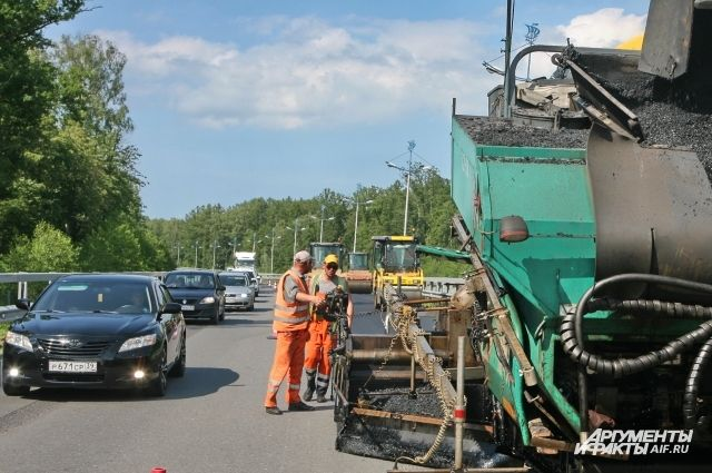 Ремонт дорог в регионе обещали активизироват после ЧМ.