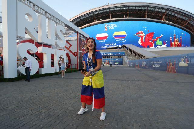 Вовремя ЧМ-2018 туристы оставили вТатарстане 11,2 млрд руб.