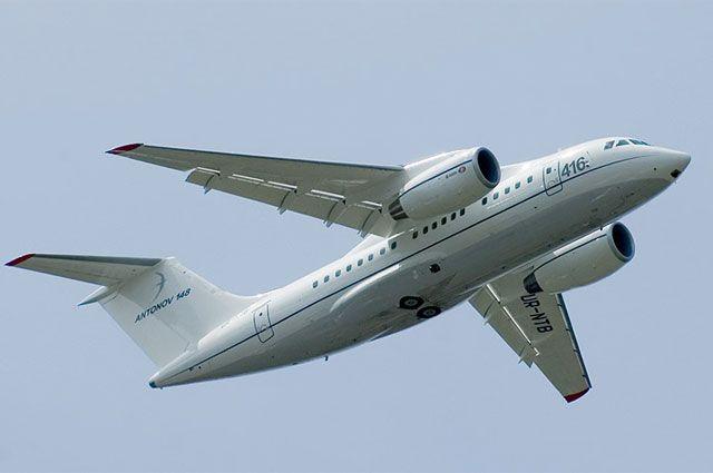 ВВоронеже стартовали летные тестирования самолета Ан-148 для Министерства обороны