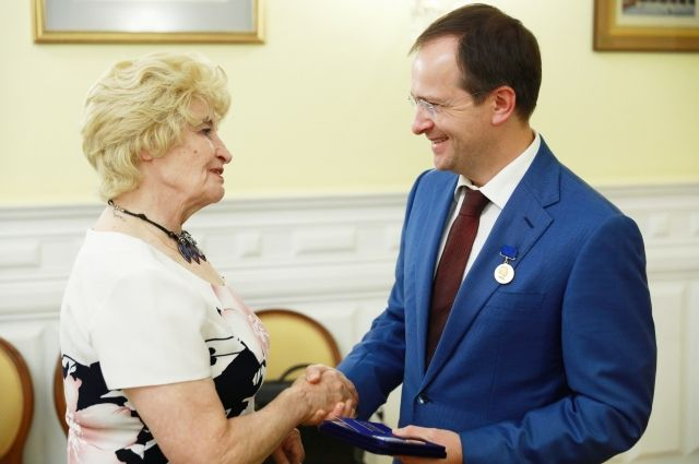 Министр культурыРФ получил премию им.Валентина Пикуля закнигу «Стена»