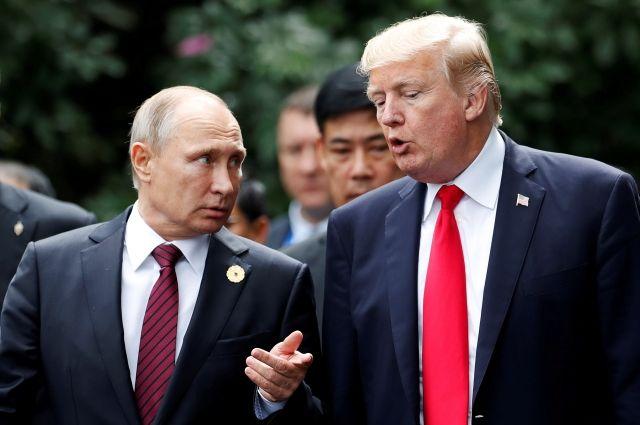 МИД Финляндии: встреча Владимира Путина сТрампом произойдёт утром либо днём 16июля