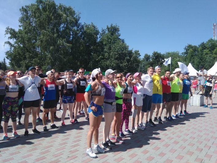 Тюменский полумарафон собрал участников из 33 регионов России