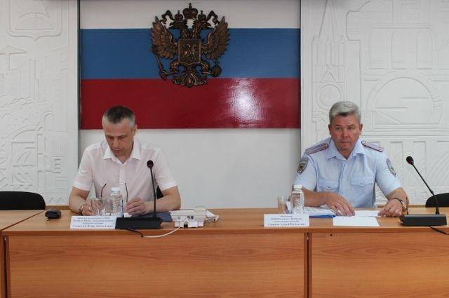 В Ноябрьске представили нового начальника отдела МВД