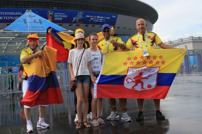 Праздник футбола в Петербурге подходит к концу: скоро все болельщики уедут из города.