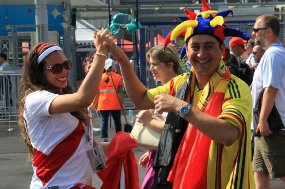 Англия и Бельгия встретились в матче за 3-е место.