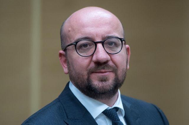 Бельгийский премьер поздравил сборную страны с третьим местом на ЧМ-2018