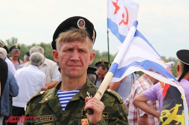 В Нижневартовске пройдет ряд мероприятий, посвященных Дню Военно-Морского Флота.
