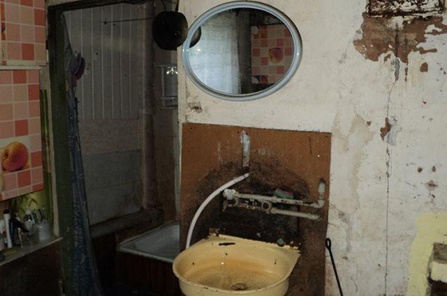 Калачинский суд вернул права 88-летней вдовы ветерана нажилье