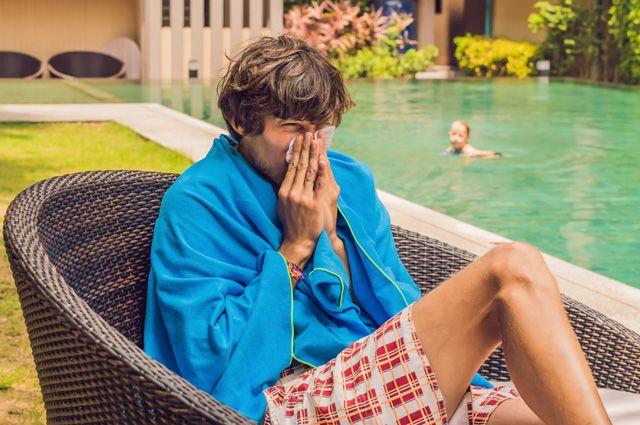 Из отпуска – на больничный? Какие болезни подстерегают нас на курортах