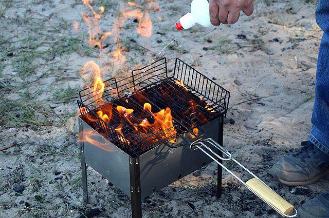 Горячая пора. Как защититься от ожогов во время пикника
