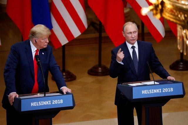 Путин и Трамп решили создать рабочую группу с участием «капитанов бизнеса» - Real estate