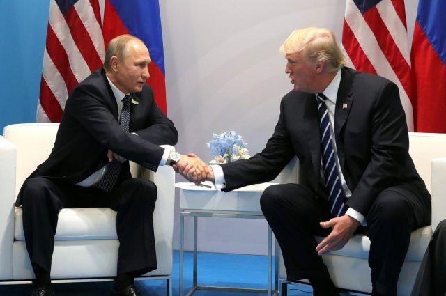 Трамп назвал встречу с Путиным переломным моментом в отношениях РФ-США