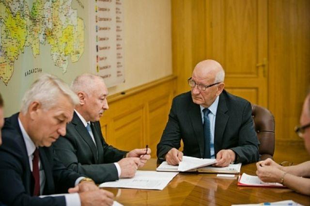Юрий Берг: «Готовы сотрудничать с НИИ по вопросами радиационной гигиены».