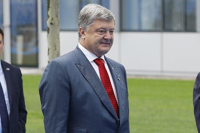 Порошенко объявил онеобходимости восстановить дееспособность ВМС Украины